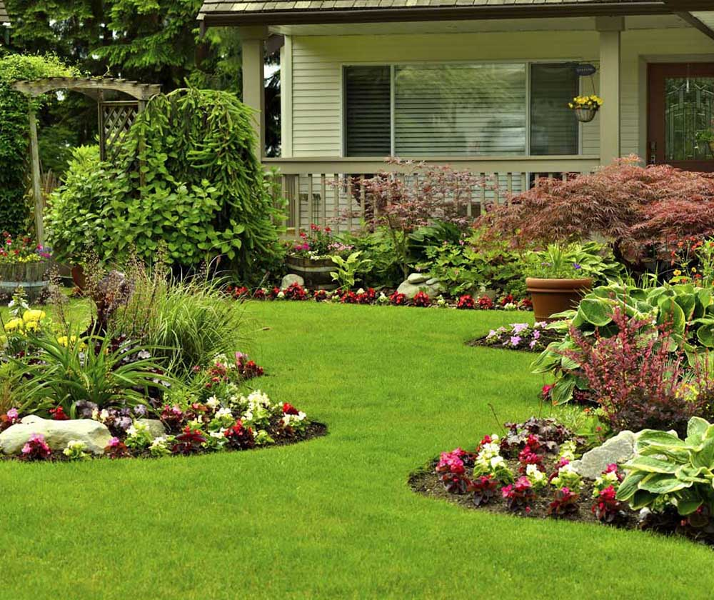 Landscaping services website